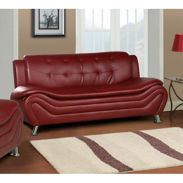 Find Out The Latest Machelle Modern Living Room Sofa by Orren Ellis by Orren Ellis