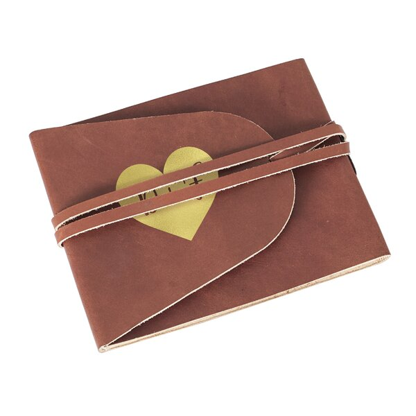 Personalized Leather Journal Guest Book by Cathys Concepts