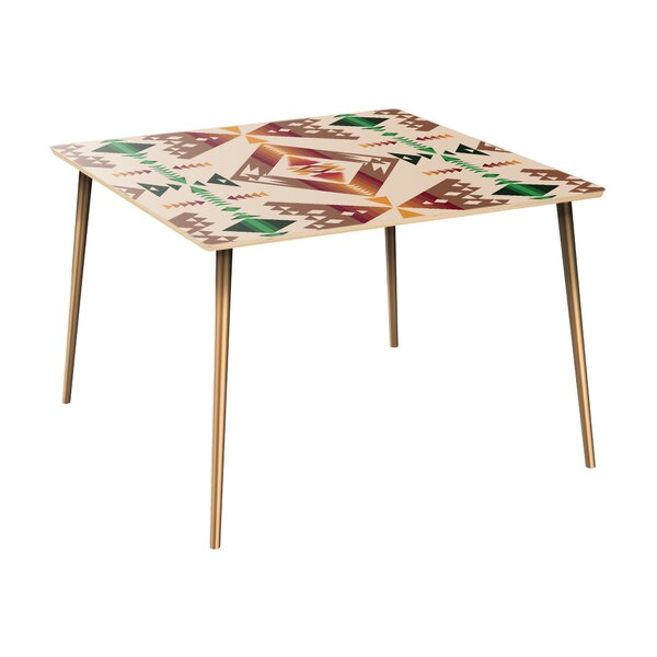 Reinhold Dining Table by World Menagerie
