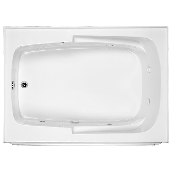 Reliance 60 x 42 Whirlpool Bathtub by Reliance