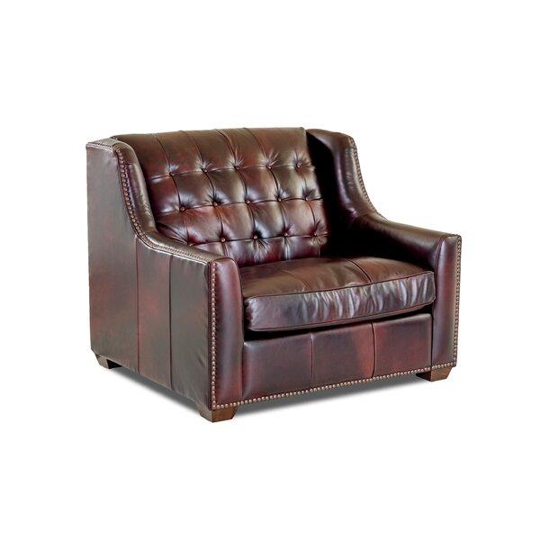 Leather Big Armchair by Birch Lane? Heritage Birch Lane�?� Heritage