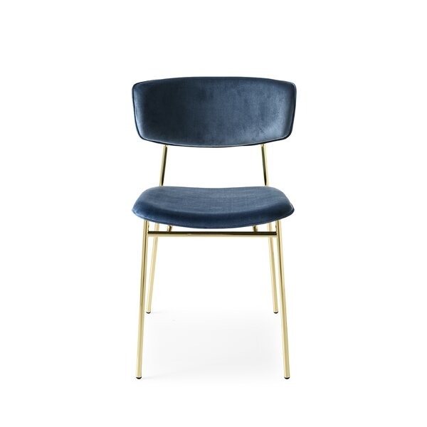 Fifties - Metal Chair by Calligaris