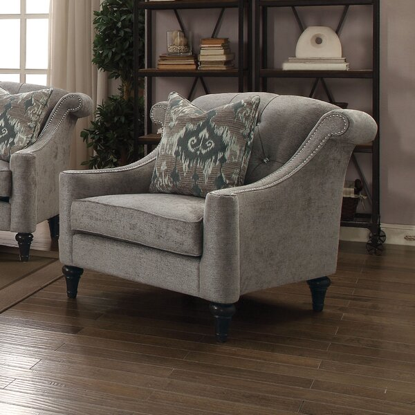 Berkman Armchair by Darby Home Co