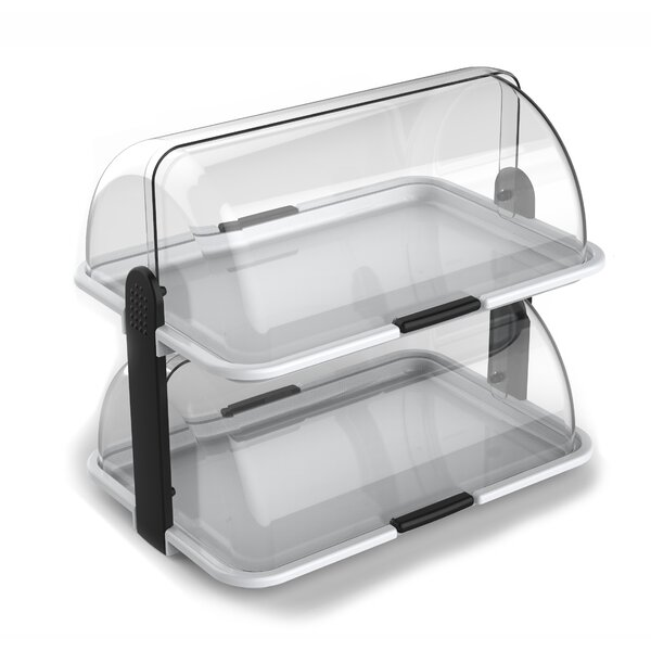 Double-Decker Polybox and Bakery Bread Box by Cuisinox