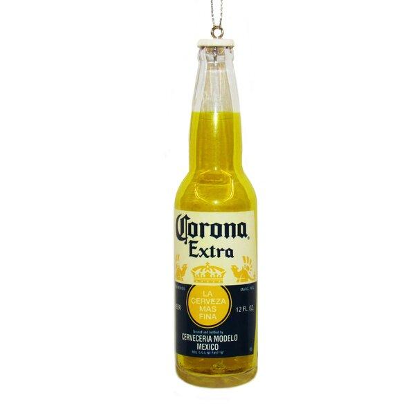 4.5 Corona Extra Bottle Ornament by Kurt Adler