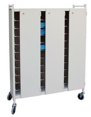 Big Beam Storage Cabinet by Omnimed