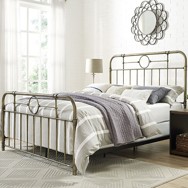 Wilhelmina Standard Bed by Laurel Foundry Modern Farmhouse