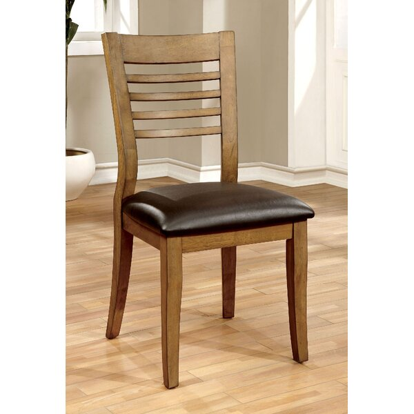 Bergman Upholstered Dining Chair (Set of 2) by Millwood Pines
