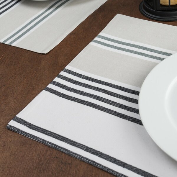 Hornsby Placemat (Set of 4) by Laurel Foundry Modern Farmhouse