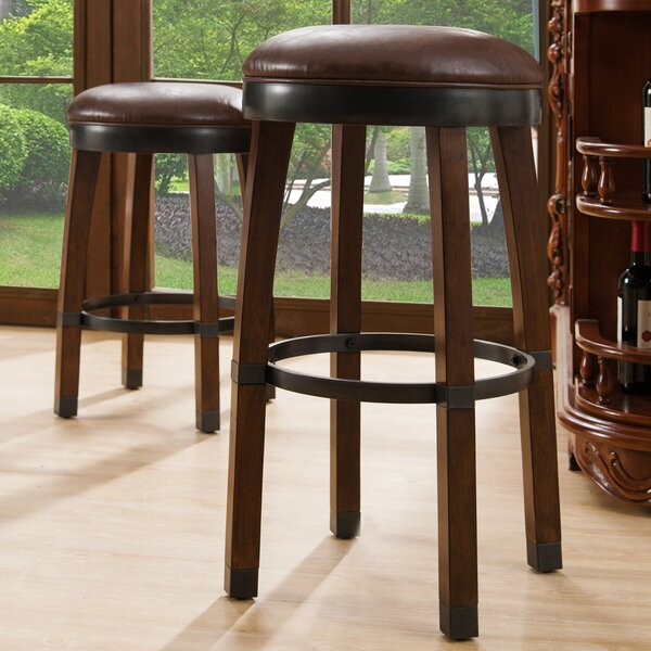 26 Swivel Bar Stool Set of 2 [Leick Furniture]