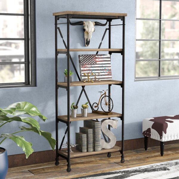 Nia Etagere Bookcase by 17 Stories