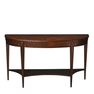 Rochele Demilune Console Table