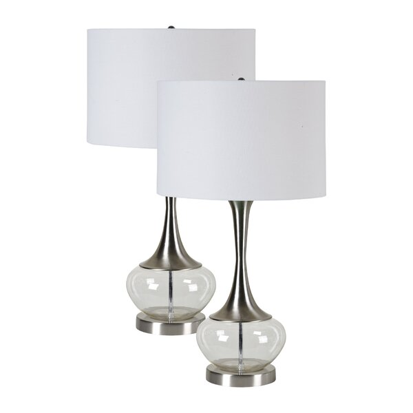 Ridgley 28 Table Lamp (Set of 2) by Orren Ellis