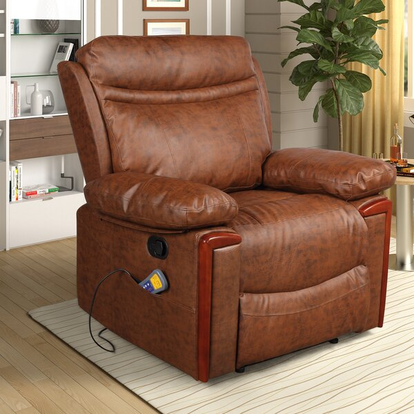 Heated Reclining Massage Chair W003134820