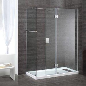 Shower Stalls Amp Enclosures You Ll Love Wayfair