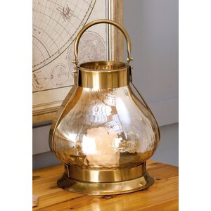 Stainless Steel Glass Lantern