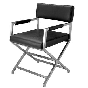 Find for Hardin Leather Dining Chair Price Check