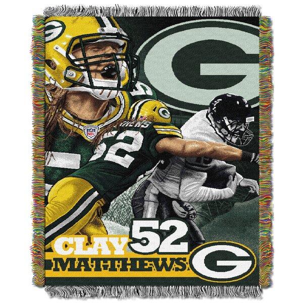 NFL Throw Blanket by Northwest Co.