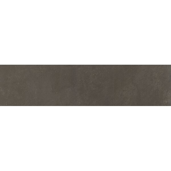 Fairfield 6 x 24 Porcelain Field Tile in Iron Gray by Itona Tile