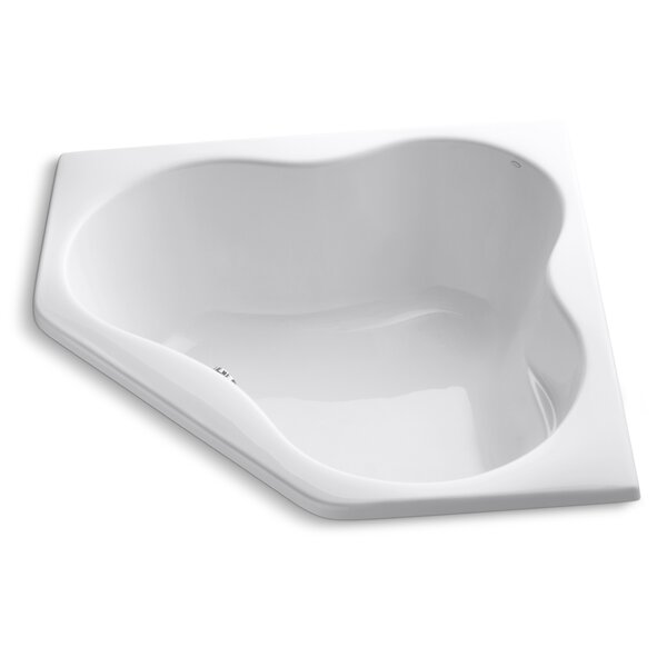 Corner Bathtubs You\'ll Love   Wayfair