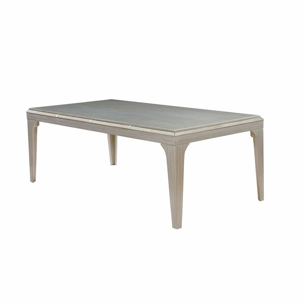 Arthur Dining Table by One Allium Way One Allium Way