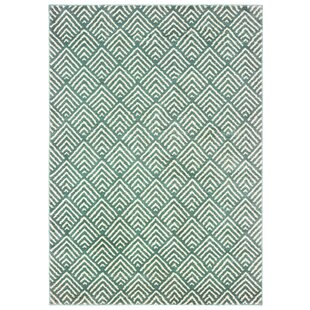 Davey Casual Blue Area Rug by Highland Dunes