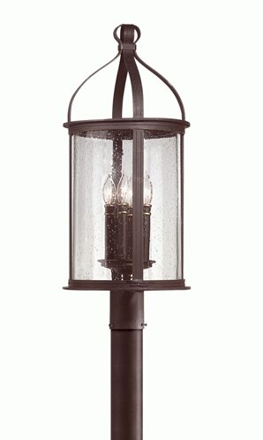 Theodore 4-Light Metal Lantern Head by Darby Home Co