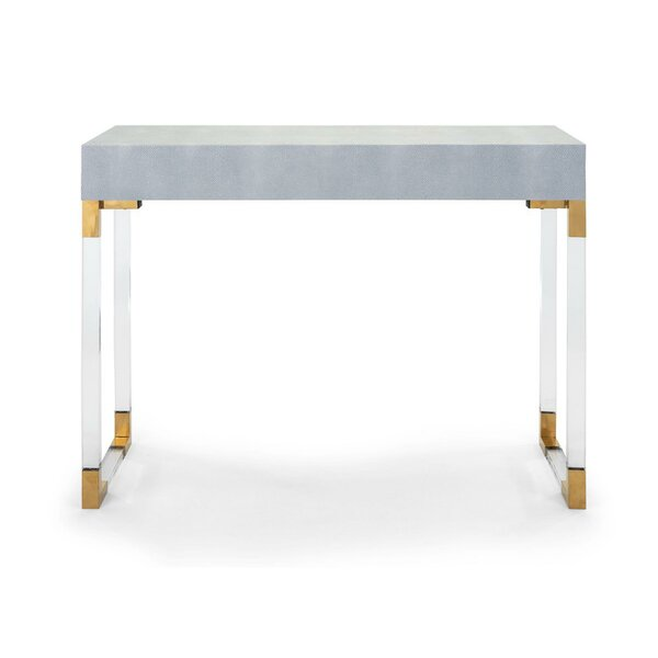 Tulare 2 Drawers Wooden Console Table By Mercer41