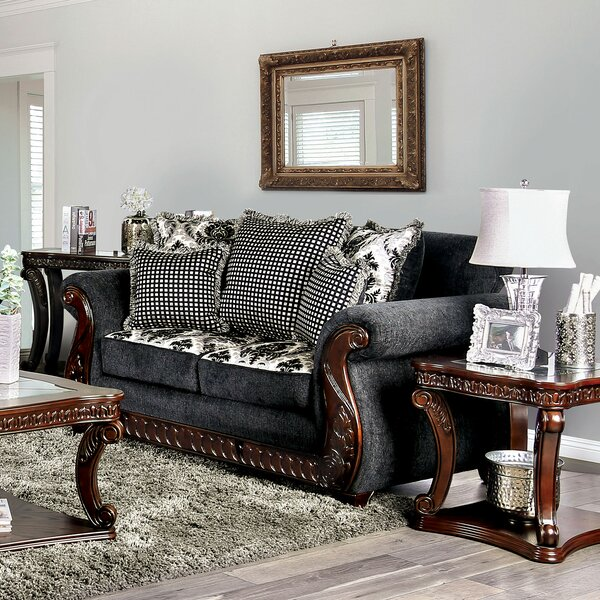 High Quality Otterson Loveseat by Astoria Grand by Astoria Grand