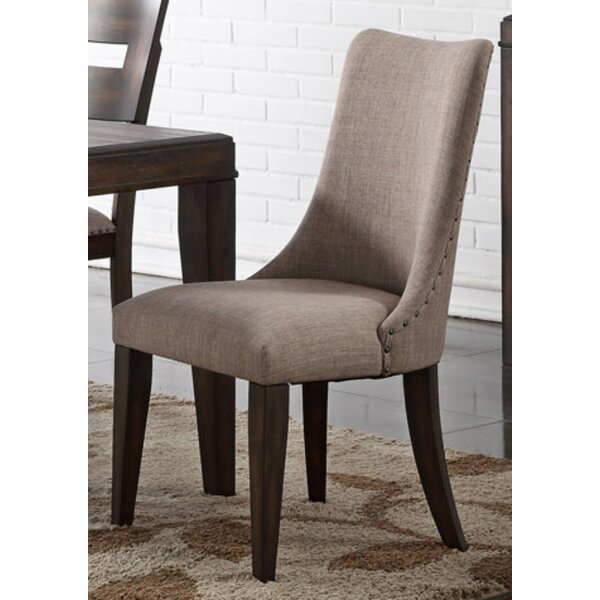 Mccauley Upholstered Dining Chair (Set of 2) by Gracie Oaks