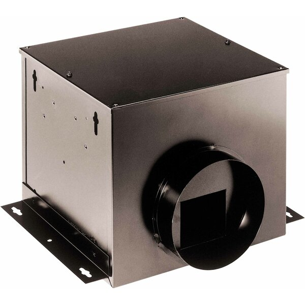 140 CFM Single-Port Remote In-Line Ventilator Fan by Broan