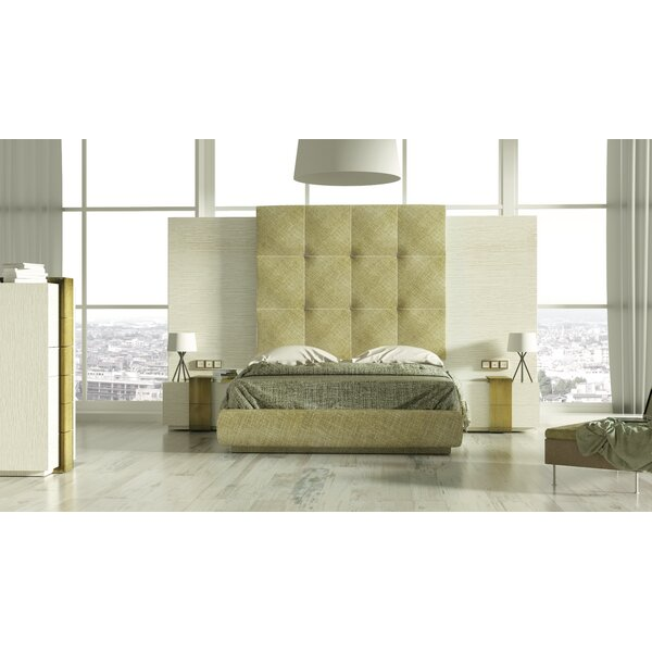 Rone Platform Bedroom Set by Brayden Studio