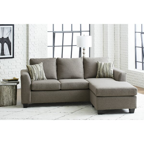 Callington Sectional with Ottoman by Brayden Studio