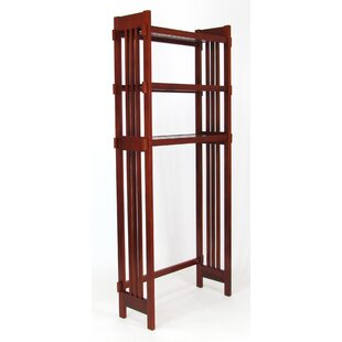 Devers Etagere Bookcase