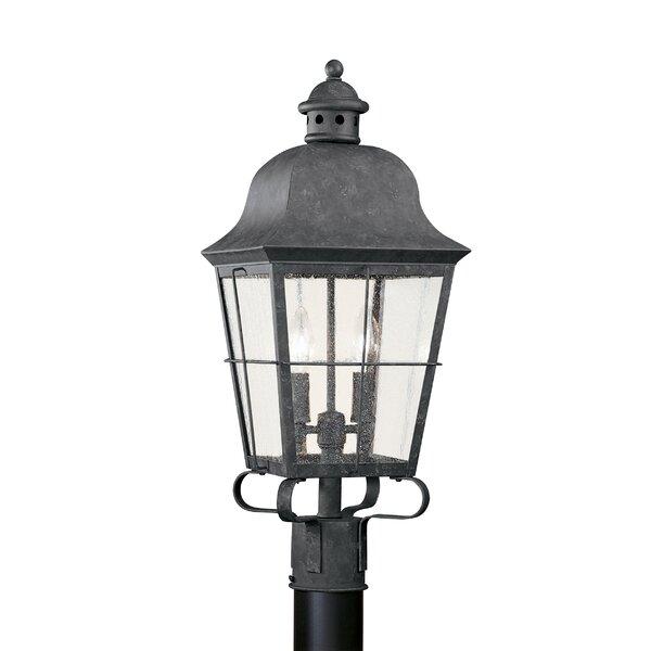 2-Light Lantern Head by Bloomsbury Market
