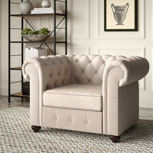 Inexpensive Quitaque Chesterfield Chair ByGreyleigh