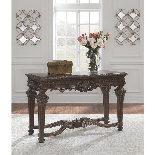 Astoria Grand Brown Console Tables