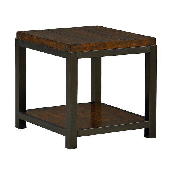 Mackintosh End Table by Darby Home Co