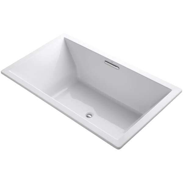 Underscore 72 x 42 Soaking Bathtub by Kohler