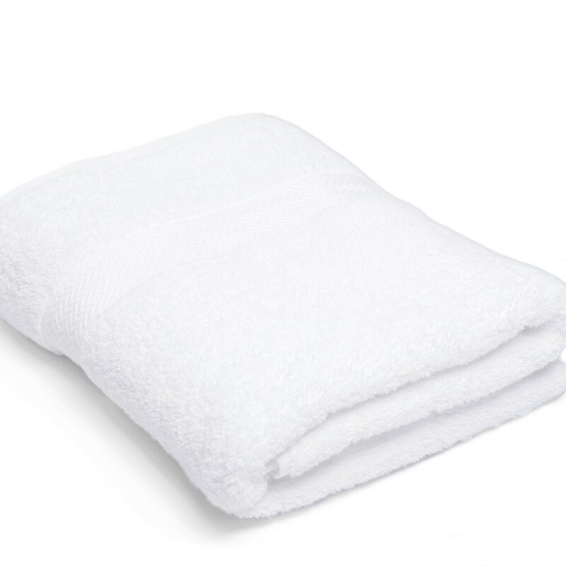 White Bathroom Bath Towel Collection Eco Linen Soft Luxury Hotel /& Spa Organic Bath Towels Highly Absorbent Cotton 22 x 44 Set of 6