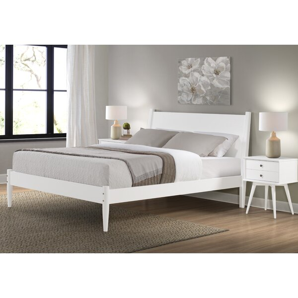 Grady Solid Wood Platform Bed By Foundstone