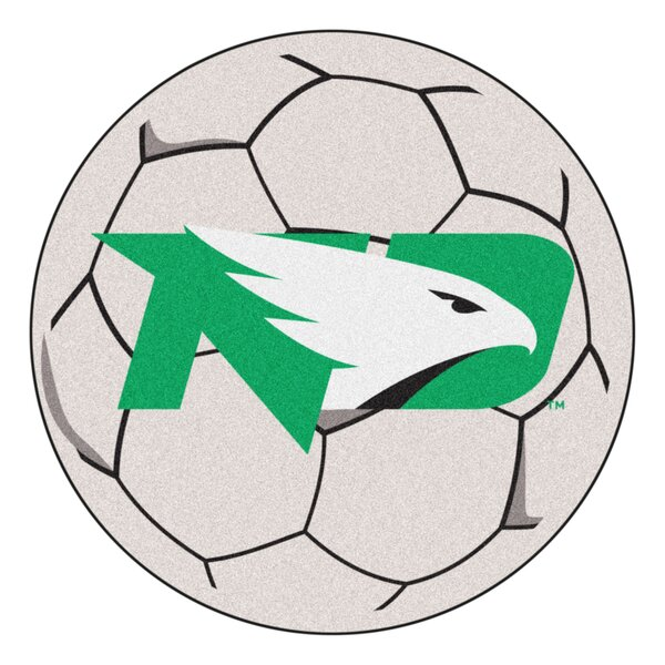 NCAA University of North Dakota Soccer Ball by FANMATS