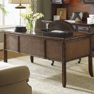 Bal Harbor 2 Drawer Executive Desk