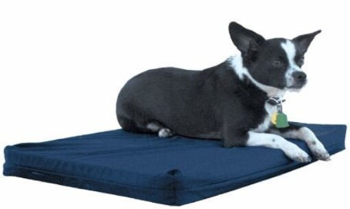 Rectangular Crate Dog Mat By Snoozer Pet Products.