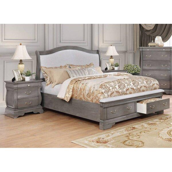 Reina Storage Bed by Charlton Home Charlton Home