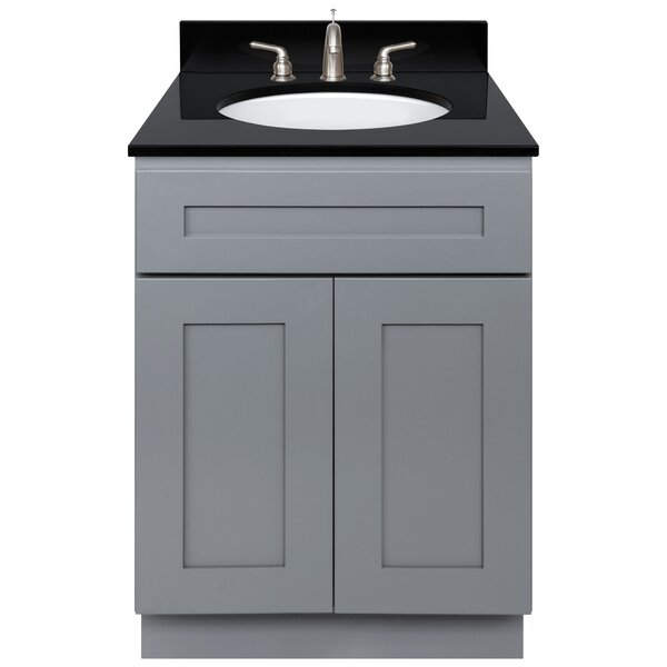 Steven 24 Single Bathroom Vanity Set by Winston Porter