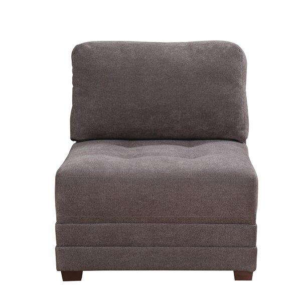 Frampton Slipper Chair by Latitude Run