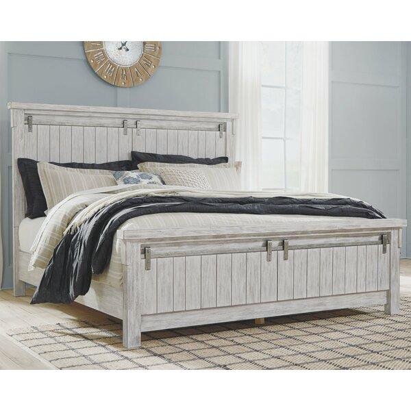 Rovner Standard Bed by Gracie Oaks