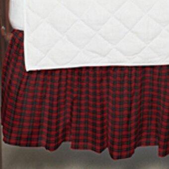 Highspun Stars Fabric Crib Dust Ruffle by Patch Magic
