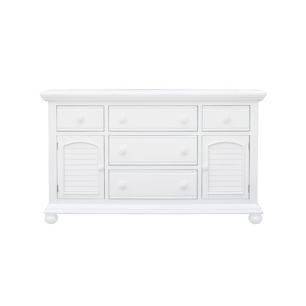 Kailyn 5 Drawer Combo Dresser by August Grove August Grove